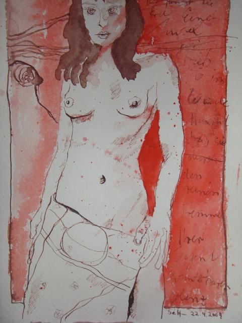 Susanne Haun Zeichnung