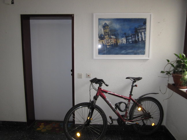 Hausflur, Wohnungseingang - Andreas Mattern
