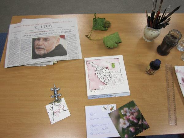 Mein Arbeitsplatz - Foto von Susanne Haun