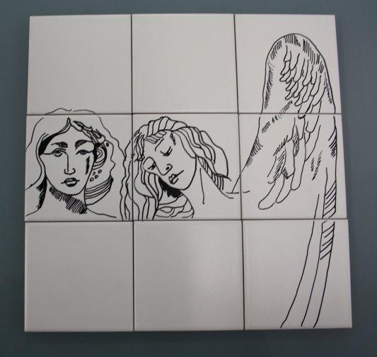 Ich zeichne gerne Engelsflügel - Susanne Haun