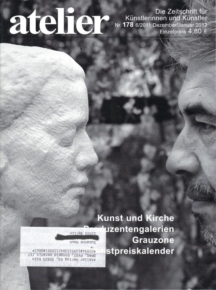 Faszinierende Sternzeichen deutschlandweit ind der atelier 2011 06 Deckblatt
