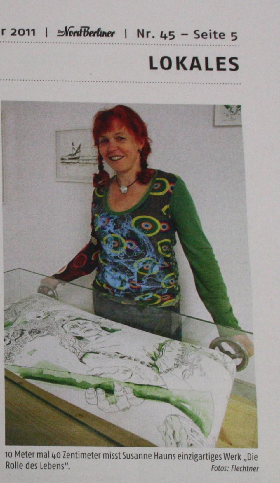 Foto Susanne Haun 2011 11 10 Nordberliner von Frau Flechtner