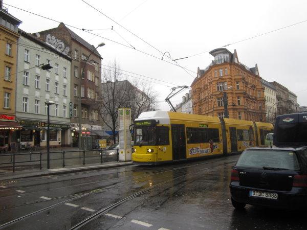 Oranienburger Str. - Foto von Susanne Haun