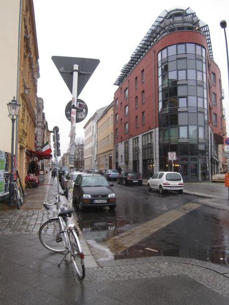 Auguststraße - Foto von Susanne Haun