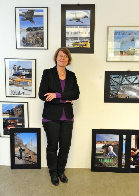 Christiane Weidner und ihre Arbeit (c) Foto von Sergej Glanze