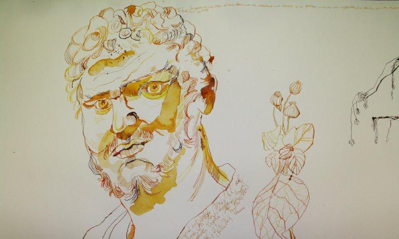 Hennoch (c) Zeichnung von Susanne Haun