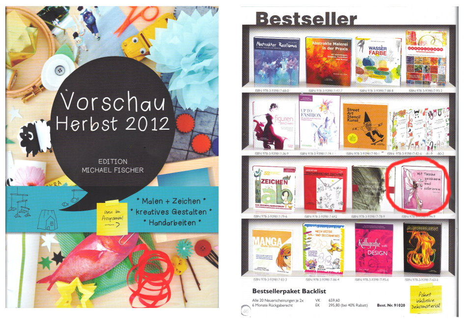 Bestseller beim Edition Michael Fischer Verlag