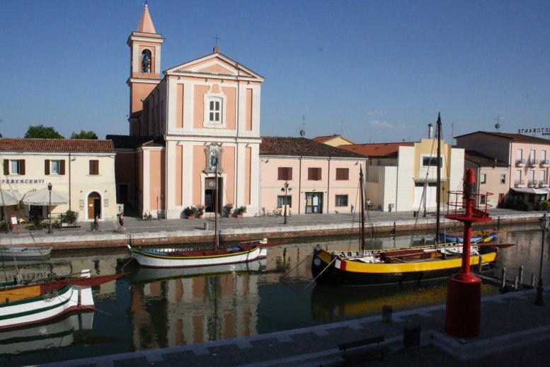 Hafen von Cesenatico (c) Foto von Susanne Haun