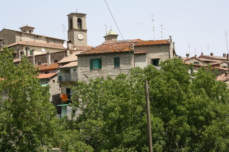 Portico di Romagna (c) Foto von Susanne Haun