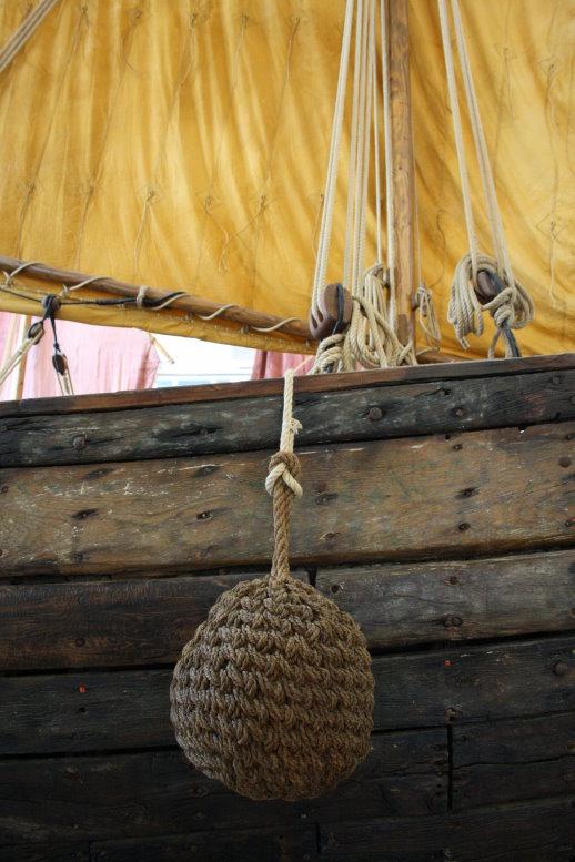 Details im Marina Museum (c) Foto von Susanne Haun