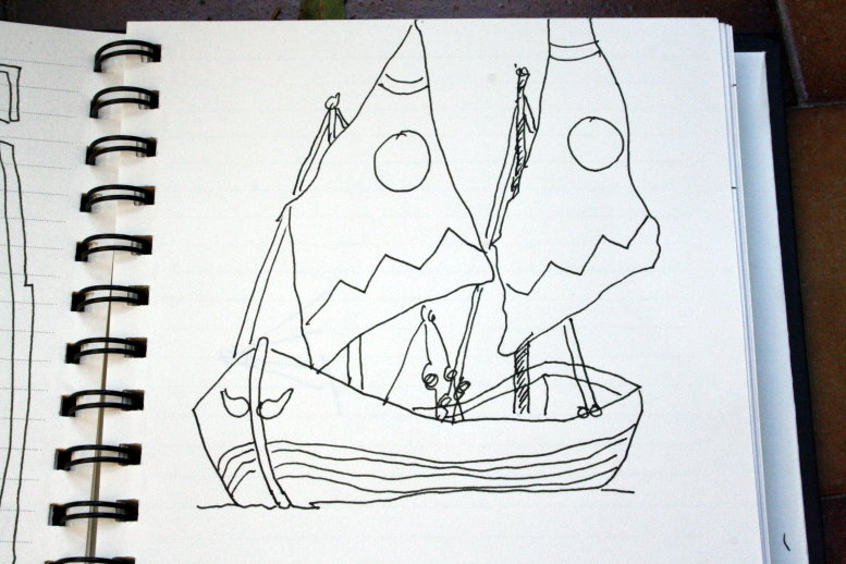 Cesenatico (c) Skizzen von Susanne Haun (4)