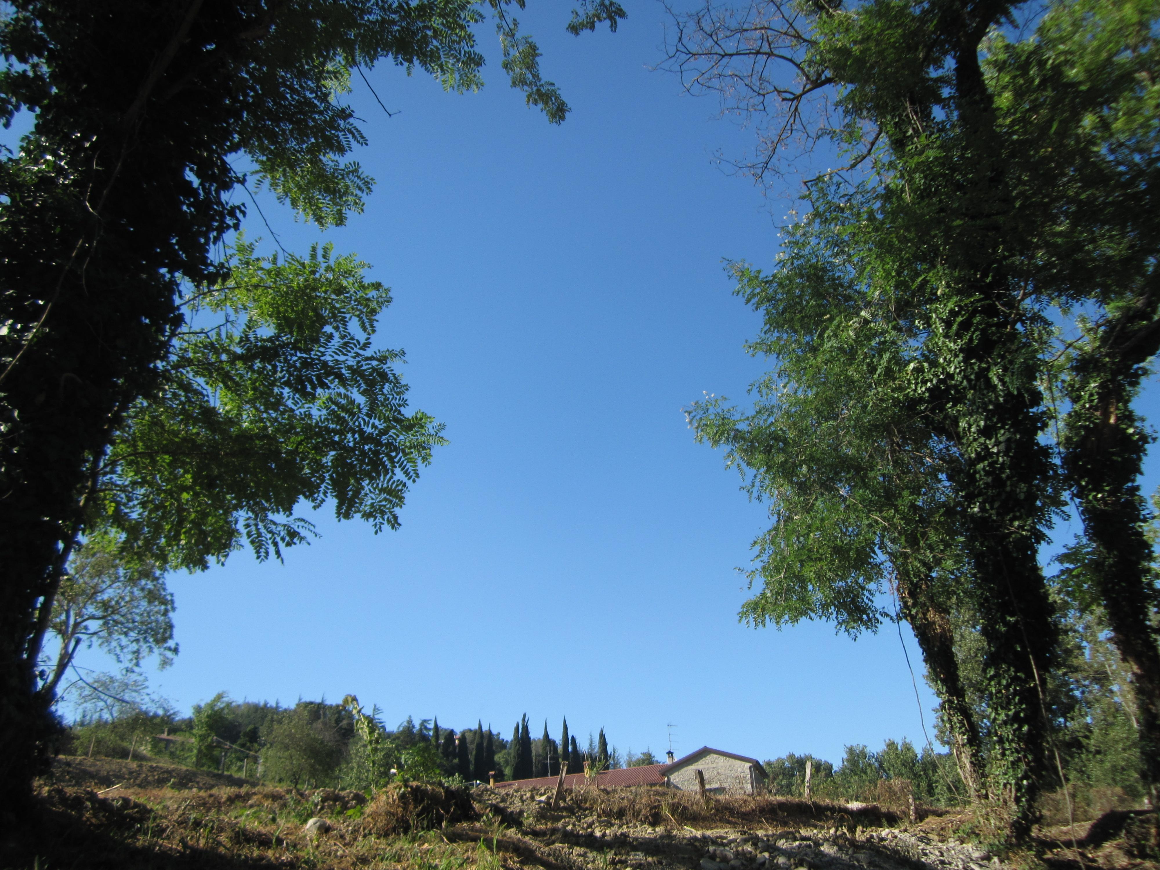 Die Aussicht vom Montone ist atemberaubend (c) Foto von Susanne Haun