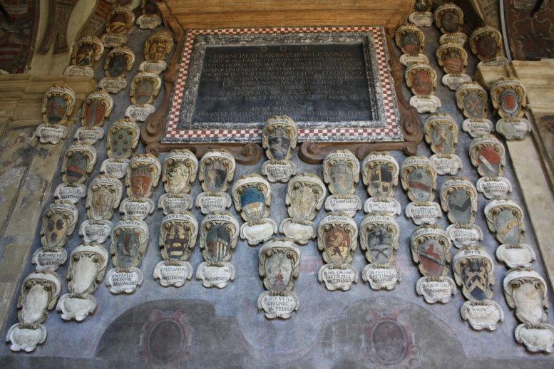 Palast Archiginnasio (c) Foto von Susanne Haun