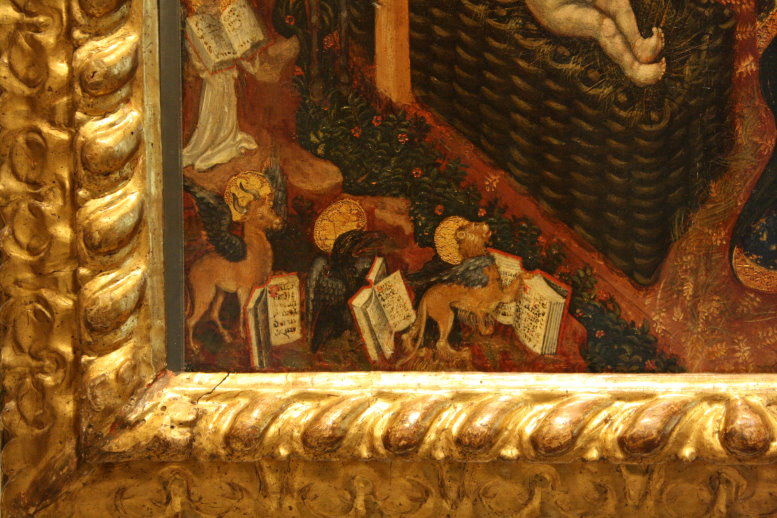 Detail Natività (c) Foto von Susanne Haun