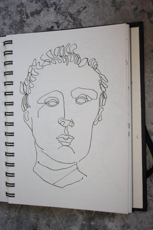 Deidelus Version 5 (c) Zeichnung von Susanne Haun (6)