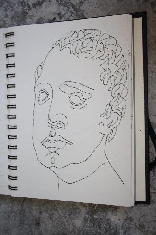 Deidelus Version 6 (c) Zeichnung von Susanne Haun (7)