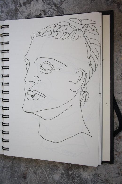 Deidelus Version 7 (c) Zeichnung von Susanne Haun (8)