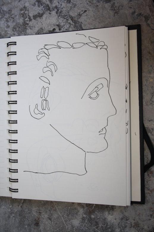 Deidelus Version 9 (c) Zeichnung von Susanne Haun (10)