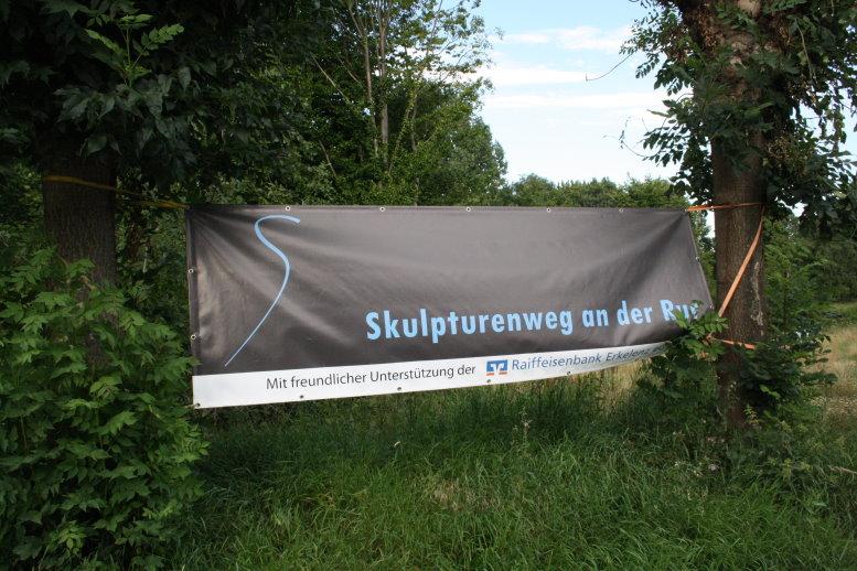 Skulpturenweg an der Rur (c) Foto von Susanen Haun