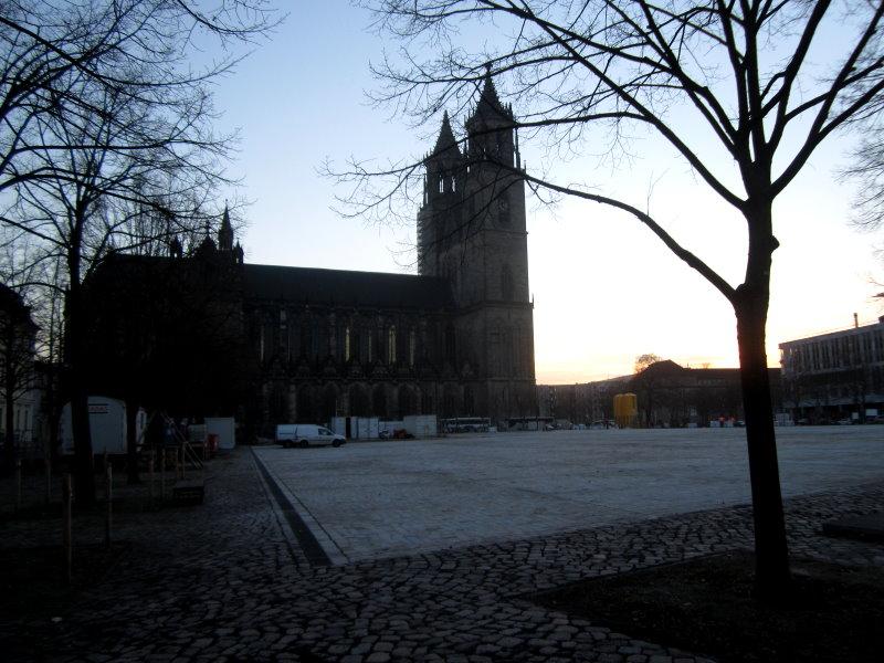 Der Magdeburger Dom (c) Foto von Susanne Haun