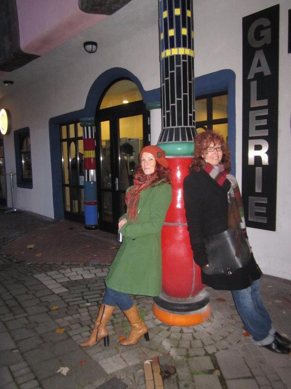 Conny Niehoff und ich 2012 (c) Foto von A Haun