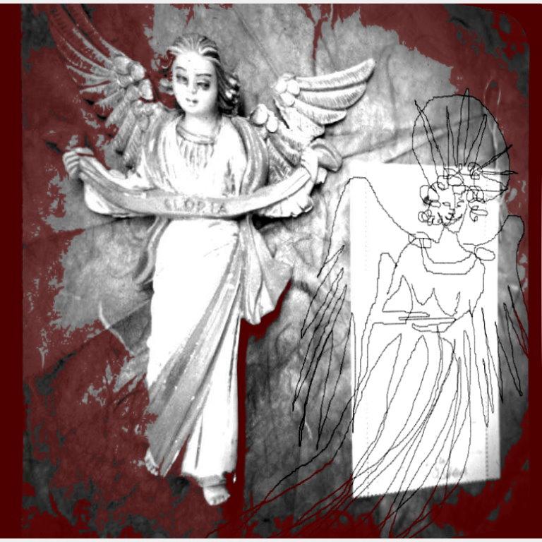 1 Bearbeitung von Jürgens Engel Version 3 (c) Susanne Haun