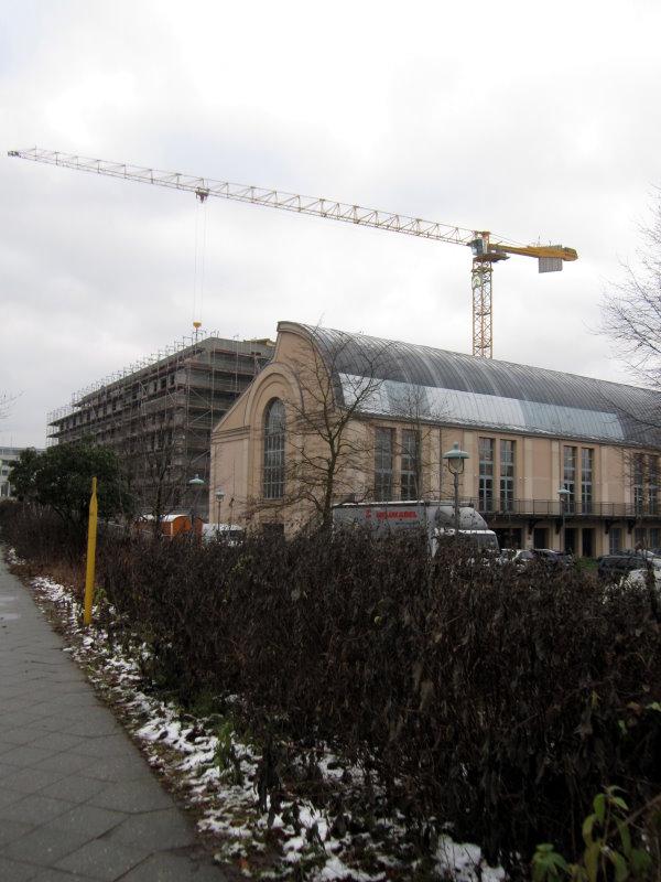 14 So ist der Stand der Dinge um die Humboldt Bibliothek Berlin (c) Foto von Susanne Haun