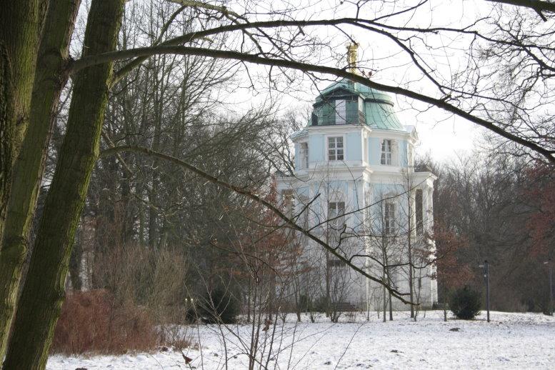 Belvedere (c) Foto von Susanne Haun