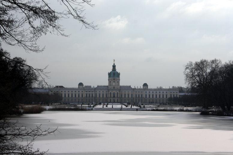 Das Schloss Charlottenburg (c) Foto von Susanne Haun