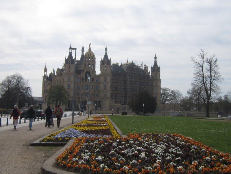 Schweriner Schloss (c) Foto von Susanne Haun