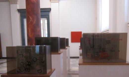 Ich mag die Arbeit von John Cage (c) Foto von Susanne Haun