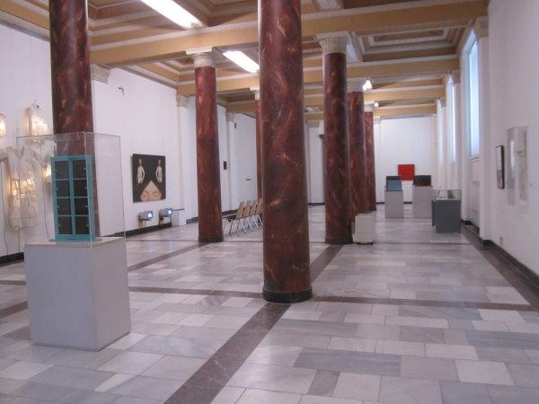 Blick in die Halle (c) Foto von Susanne Haun