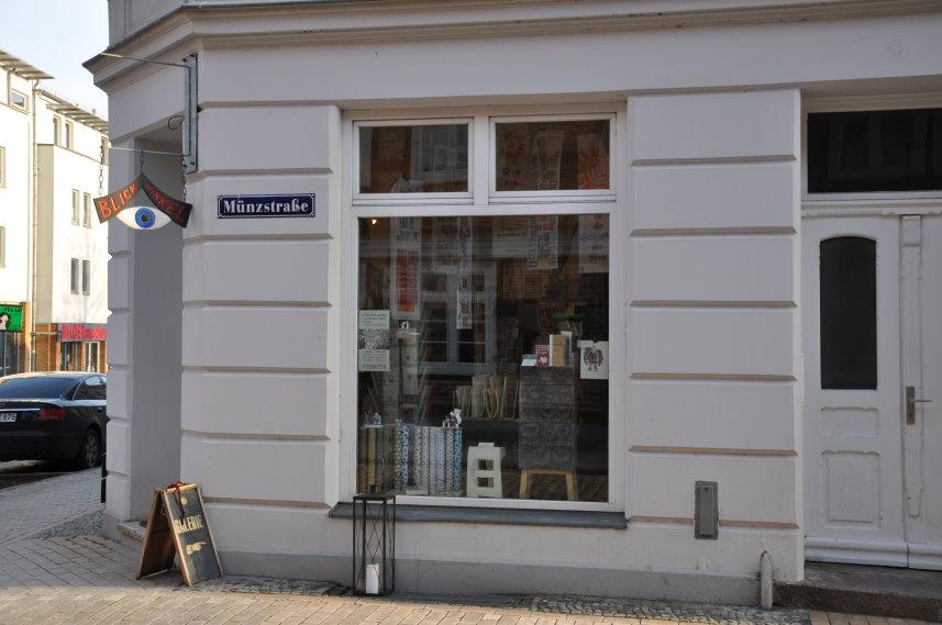 Galerie Blickwinkel Schwerin (c) Foto von M.Fanke