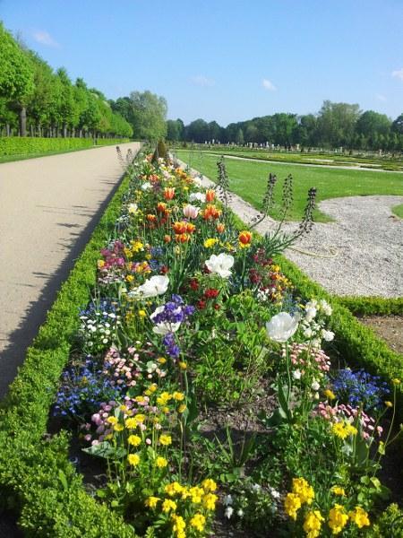 In den Gärten des Schloss Charlottenburg (c) Foto von Susanne Haun