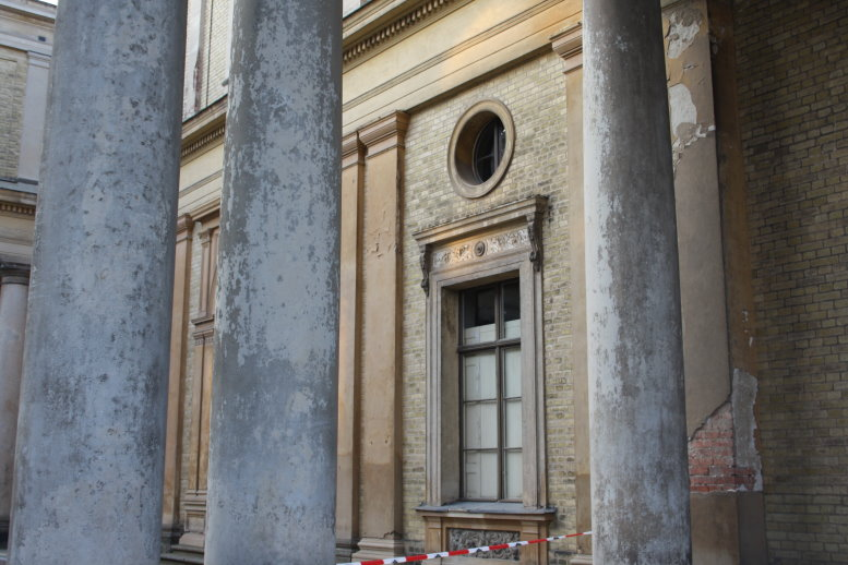 Orangerie Potsdam Sanssouci (c) Foto von Susanne Haun