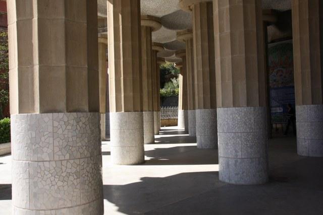 Säulen der Markthalle Foto von Susanne Haun
