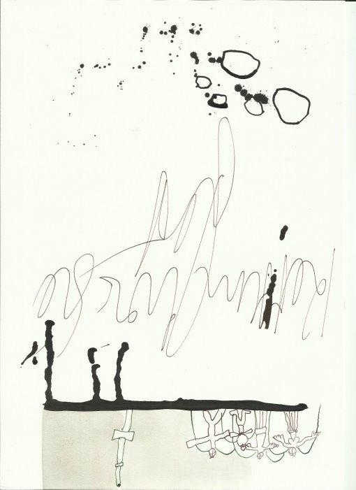 Berliner Blätter 02 2014 - 2 (c) Zeichnungen von J.Küster und 0012