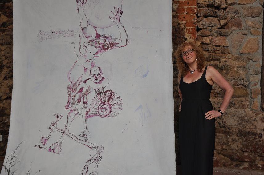 Ich und Es (c) Foto von M.Fanke