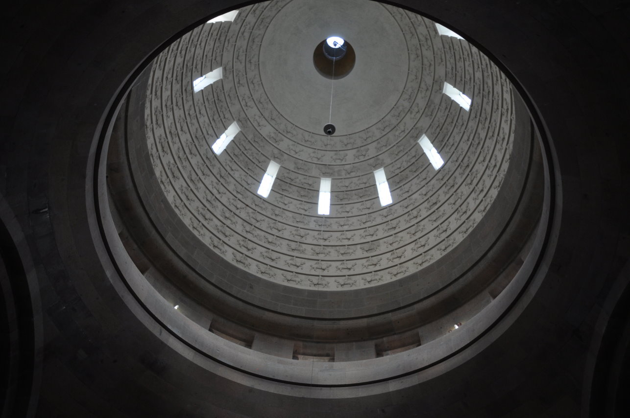 Obere Kuppel (c) Foto von M.Fanke