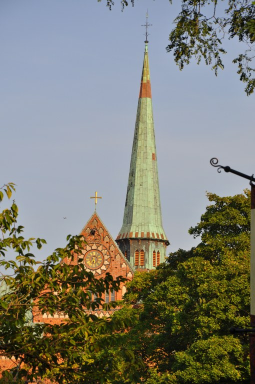 Das Bad Doberaner Münster (c) Foto von M.Fanke