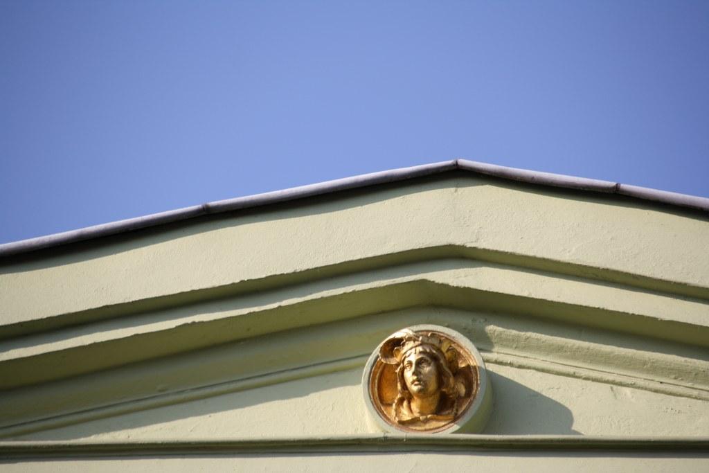 Eine versteckte Madonna in Bad Doberan (c) Foto von Susanne Haun