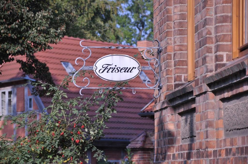 Friseur in Bad Doberan (c) Foto von M.Fanke