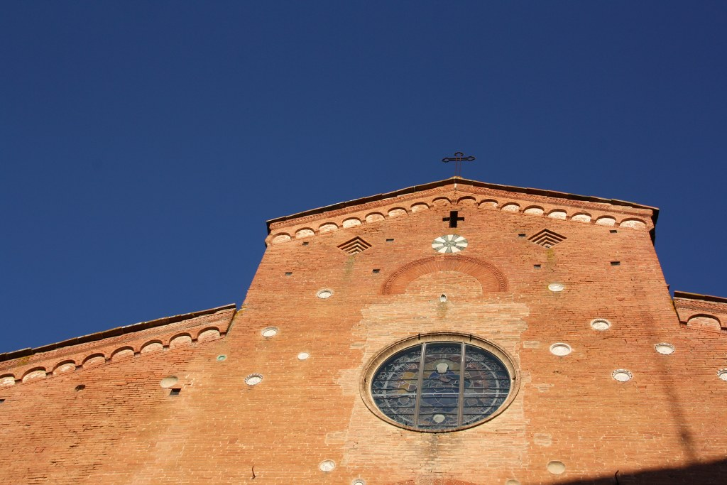 In San Miniato (c) Foto von Susanne Haun