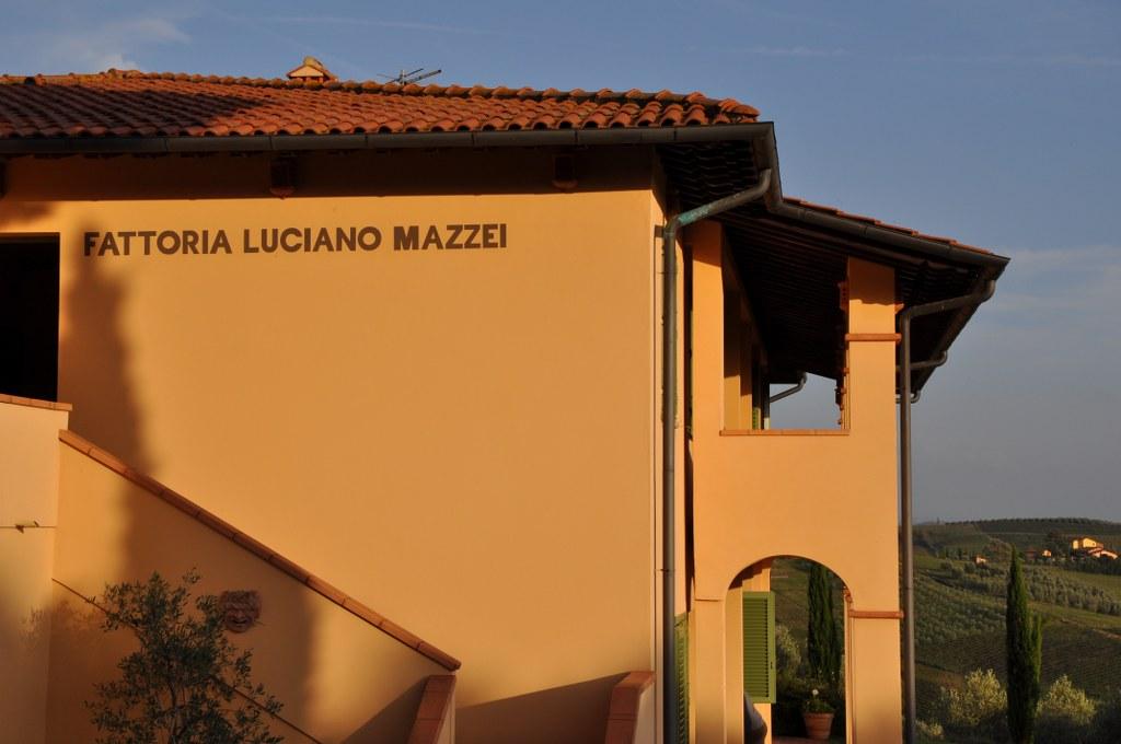 Fattoria Luciano Mazzei (c) Foto von M.Fanke