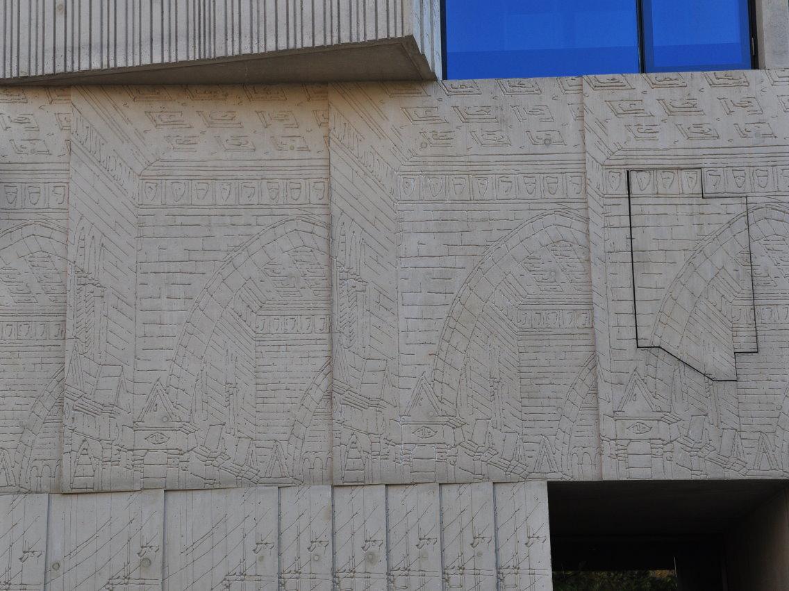 Museum für Architekturzeichnung (c) Foto von M.Fanke