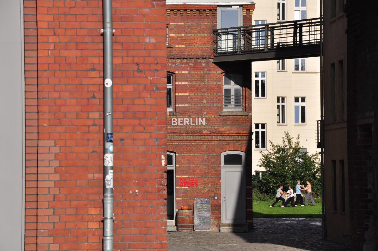 Auf dem Pfefferberg (c) Foto von M.Fanke