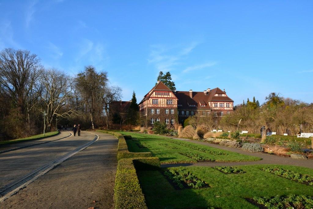 Botanischer Garten (c) Foto von M.Fanke