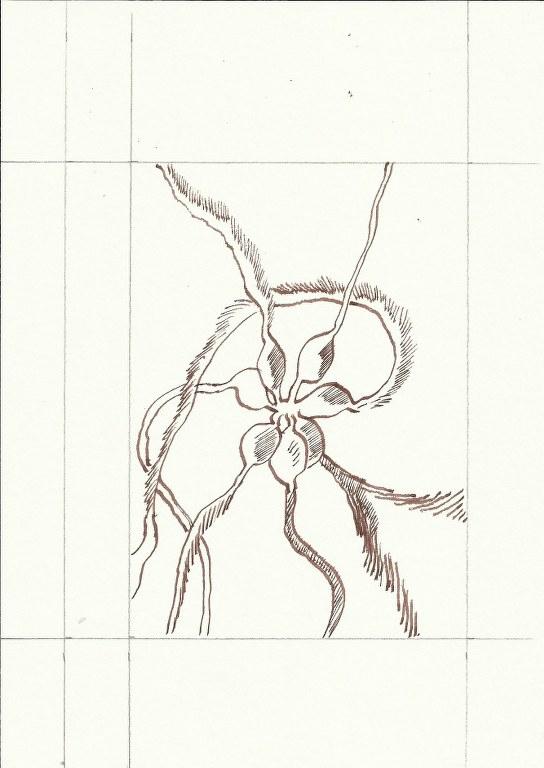 Dialog Bewusst-Sein Vers. 1 (c) Zeichnung von Susanne Haun