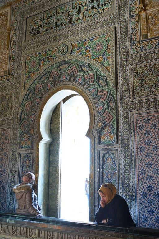 Am Hassanturm Rabat (c) Foto von M.Fanke