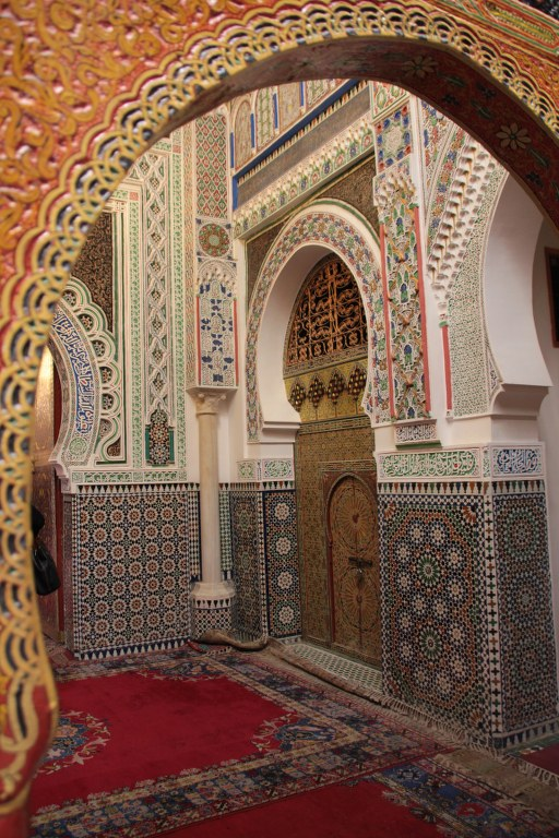 In der Medina von Fes (c) Foto von Susanne Haun